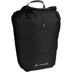 VAUDE Aqua Back Light Pannier 2 Pieces, black